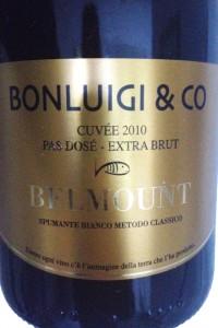 www.sommelierxte.it Boni Luigi Belmount 2010 Pd-Xb B