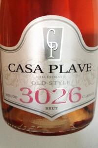 www.sommelierxte.it Casal Plave 3026 Old Style Brut.