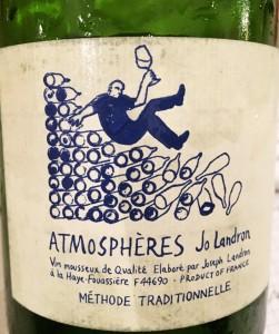 www.sommelierxte.it - Bollicine nascoste Jo Landron - Brut - Atmosphères